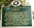 Image for Hic A Sha Ba Ha Spring - Starkville, Mississippi