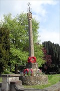 Image for A combined War Memorial, The Old Parish Churchyard, High Street, Upton-on-Severn, Worcestershire.
