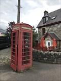 Image for Killin payphone Breadalbane Park, Killin - Scotland - UK