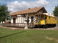 Image for Yellow Caboose - Wood County Fairgrounds, Bowling Green, Ohio
