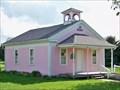 Image for The Pink School - Mason, Michigan