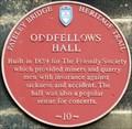 Image for Odd Fellow's Hall, Church St, Pateley Bridge, N Yorks, UK