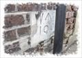 Image for War Department Boundary Marker #100 - Mansion Row, Brompton, Gillingham, Kent, ME7 5SE.