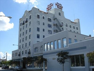 Marion Hotel Ocala Fl U S National Register Of Historic Places On Waymarking