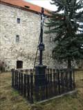 Image for Kríž za kostelem - Volyne, okres Prachatice, CZ
