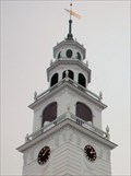 Image for South Congregational Church Bell Tower  -  Newport, NH