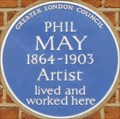 Image for Phil May - Holland Park Road, London, UK