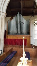 Image for Church Organ - St Mary - Over, Cambridgeshire