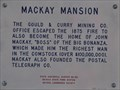 Image for Mackay Mansion