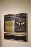 Image for Georgia Hall of Valor -- GA State Capitol, Atlanta GA