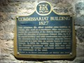 "Image for ""COMMISSARIAT BUILDING  1827"" ~  Ottawa"