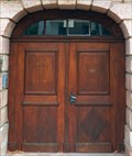 Image for Doorway of Mairie Neuf Brisach - Alsace / France