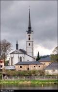 Image for Church of St. Bartholomew / Kostel Sv. Bartolomeje - Frymburk (South Bohemia)