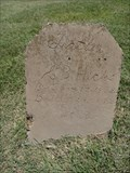 Image for C.B. Hicks - Old Hall Cemetery - Lewisville, TX
