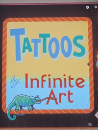 Infinite Art Tattoo and Steel Addictions