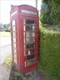 Image for Red Phone Box, Alfrick, Worcestershire, England