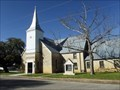 Image for First Christian Church - Llano, TX