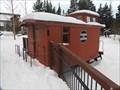 Image for Colorado & Southern #1012 Caboose - Breckenridge, CO, USA