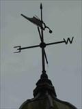 Image for Boot Weathervane, Cleobury Mortimer, Shropshire, England