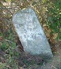 Image for Milestone - A1198, Royston Road / Old North Road, Caxton, Cambridgeshire, UK.