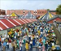 "Image for ""Hitchin Market"" by Leslie Dargert – Queen St, Hitchin, Herts, UK"