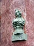 Image for Moon & allegory bust of Luna - Praha, CZ