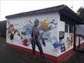 Image for Graffiti @ Paintball Köln - Köln, Germany