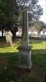 Image for Pte A Goatham Memorial Obelisk - St John the Baptist - Bredgar, Kent
