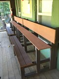 Image for Tucker House Benches - Modjeska, CA