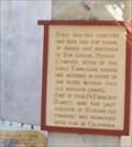 Image for Religious Cemetery -- Mission San Gabriel Archangel, San Gabriel CA