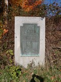 Image for Forbes Road, 1758, Fort Bedford to Fort Duquesne - Edmond's Swamp (PLAQUE)