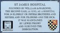Image for St James Hospital - Southover High Street, Lewes, UK