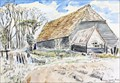 "Image for ""Priors Hall Barn, Widdington"" by H E du Plessis – Priors Hall Barn, Widdington, Essex, UK"