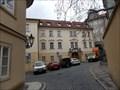 Image for Šporkuv palác (Piccolominiovský, U dvou zlatých lvu) - Malá Strana, Praha, CZ
