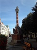 Image for Holy Trinity Column, Market Square Swidnica, Poland