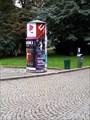 Image for Advertising column on the Slavic island - Prague, Czech Republic