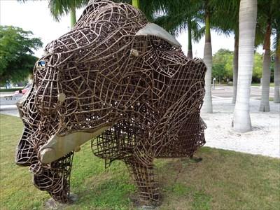 Untitled Sculpture - Sarasota