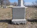 Image for Brevet BG Uri Balcom Pearsall -- Leavenworth Natl. Cem, Leavenworth KS