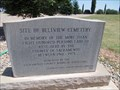Image for Bellview Cemetery - Sacramento CA