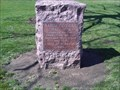 Image for Santa Fe Trail Marker - Wellington