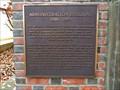 Image for Administration Building Plaque - Spokane, Washington