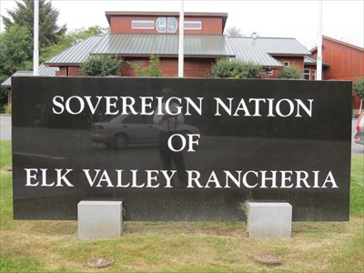 Elk Valley Rancheria HQ, Crescent City, CA