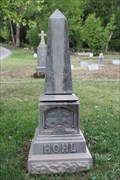 Image for Charles Hohl - Cedar Hill Cemetery - Ouray, CO