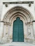 Image for Puerta de Iglesia de San Francisco - Ourense, Galicia, España