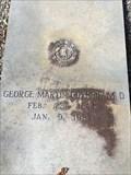 Image for George M. Guthrie, MD - Mt Hilliard Methodist Church Cemetery - Union Springs, AL