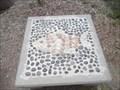 Image for Mosaic Fish Bench  -  Carlsbad, CA