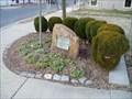 Image for Here Fredericksburg, VA Began; First Settlers