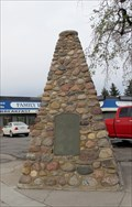 Image for Claresholm Cenotaph WWI and WWII - Claresholm, Alberta