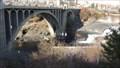 Image for Falls Water at Bridge Ceremony - Spokane, WA