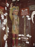 Image for Tinkertown Museum Indian - Sandia Crest, New Mexico